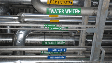 Pipe Markers